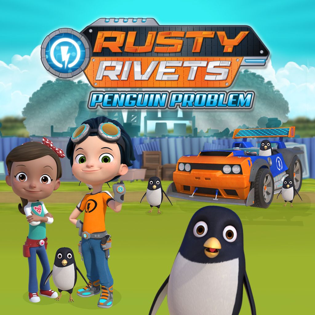 Rusty Rivets: Combine It and Design It
