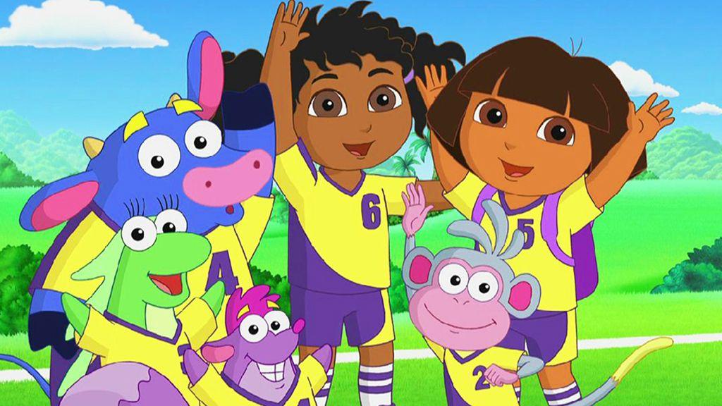 Image Result For Dora The Explorer Dancea